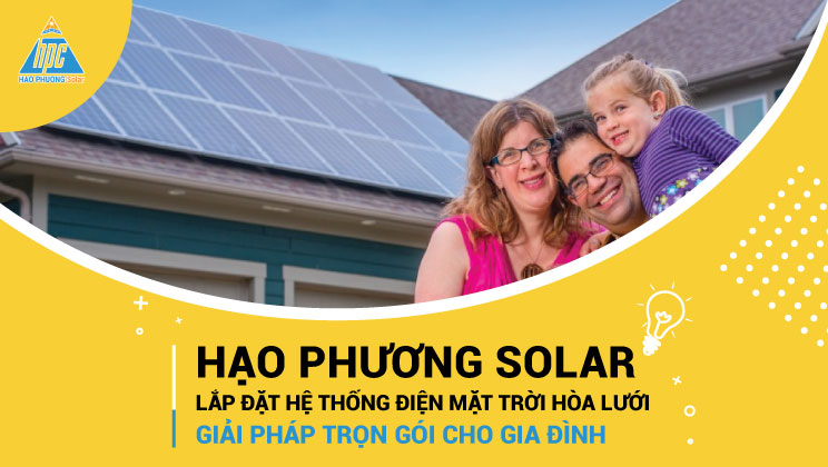 Điện mặt trời không còn xa xỉ đối với người tiêu dùng tại Việt Nam. Việc lắp đặt hệ thống điện năng lượng mặt trời hòa lưới cho hộ gia đình và doanh nghiệp đã dần phổ biến. Năng lượng mặt trời ngày càng phổ biến Điện năng lượng giúp tiết kiệm điện lưới quốc […]