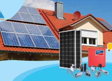 Chất lượng tạo nên sự khác biệt – HPC SOLAR DELUXE 1P 3KWP dành cho nhà mái nghiêng