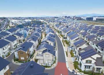 Đô thị thông minh bậc nhất Nhật Bản sử dụng năng lượng mặt trời