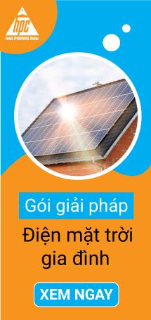 Gói giải pháp Solar