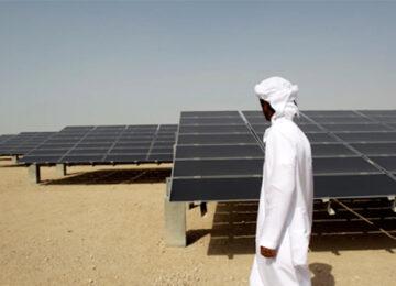 Năm 2022 thế giới sẽ xuất hiện nhà máy năng lượng mặt trời lớn nhất hành tinh ở Thủ đô UAE