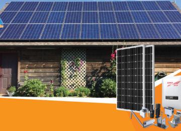 Tận dụng tối đa diện tích mái nhà của bạn với HPC SOLAR PREMIUM 1P 5KWP