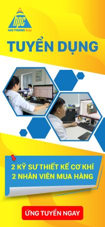 Hạo Phương tuyển dụng tháng 1/2021